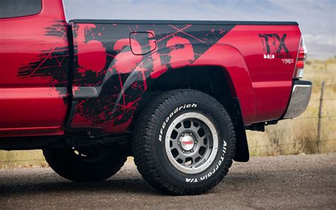 baja truck wheels 2012 toyota tacoma photo gallery truck trend