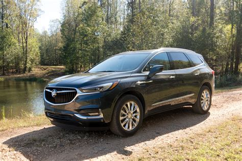 New Buick 2018 Enclave by 2018 Buick Enclave Review Drive News Cars