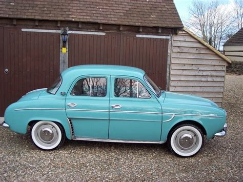 1959 renault dauphine 1959 renault dauphine cars