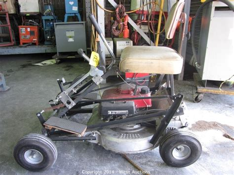 Handmade Go Kart - west auctions auction heavy equipment and machinery
