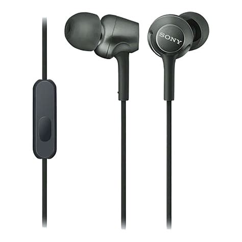 Headphone Sony Malaysia sony mdr ex255ap in ear headphones original from sony