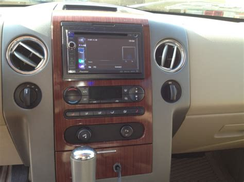 nice head unit pictures page  ford  forum community  ford truck fans