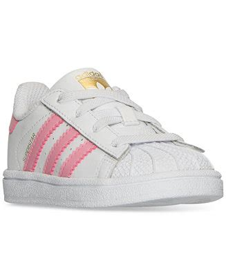 adidas toddler superstar sneakers from finish line finish line athletic shoes