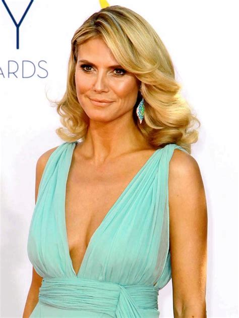 Photos Of Heidi Klum by Heidi Klum Picture 221 64th Annual Primetime Emmy Awards