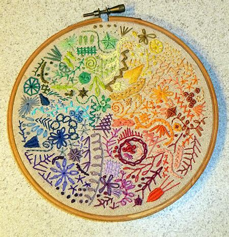doodlebug embroidery 25 best ideas about embroidery sler on