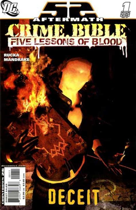 shadow fleet shadow corps volume 3 books crime bible five lessons of blood vol 1 1 dc database