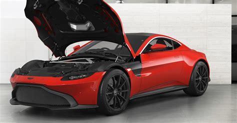 2019 Aston Martin Vantage Configurator 6speedonline goes nuts with the 2019 aston martin vantage