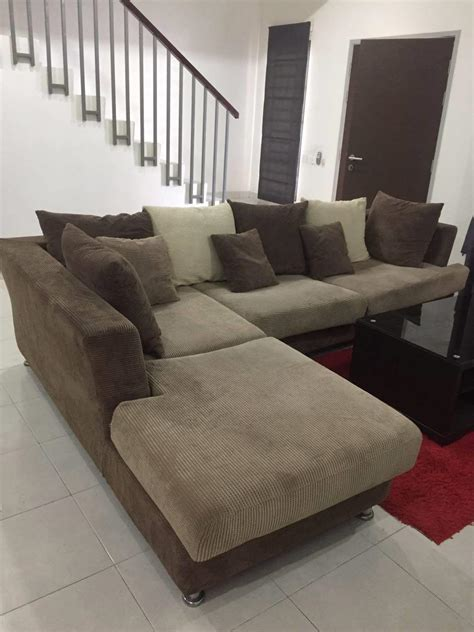 fabric l shape sofa premium sofa set fabric l shape end 3 24 2017 10 15 pm