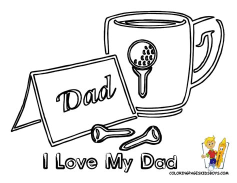 golf coloring pages 9 golf coloring page print color craft