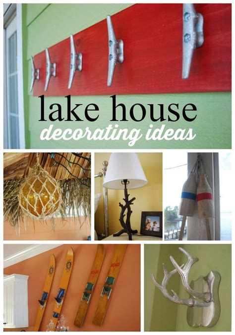 lake cottage decorating ideas 17 best ideas about lake house decorating on lake decor lake house bathroom and