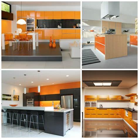 Crédence Cuisine Pas Cher 1810 by Davaus Net Decoration Cuisine Couleur Orange Avec Des