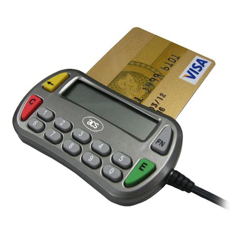 From A Reader by Smart Card Reader Acr83 Pineasy Pin Pad Reader Acs