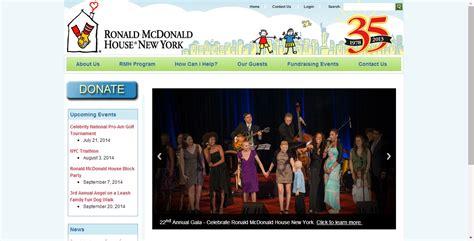ronald mcdonald house nyc ronald mcdonald house new york car donation