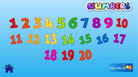 Learn With Me 123 Sound Book With 30 Number Sounds counting for 123 android apps on play