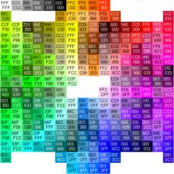 color hex chart hex color chart png photo by neptunetitan photobucket