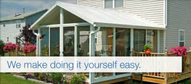 Patio Doors With Built In Blinds Prices Diy Sunroom Kits Amp Plans For Prefab Sunrooms Great Day