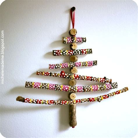 Diy Tree Decorations - cool diy twiggy trees to make with kidsomania