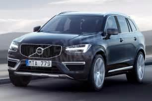Cx60 Volvo Volvo Xc60 Ausblick Auf Die 2 Generation Ab 2017