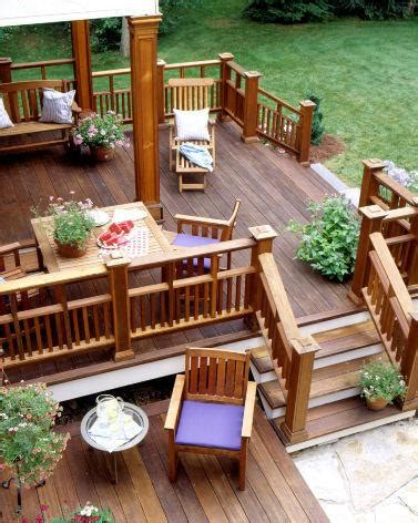 Deck With Patio Designs Deck Designs The Feature For Garden The Ark