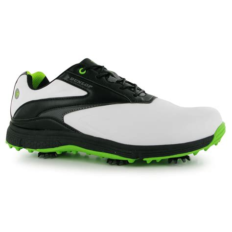 sport direct golf shoes dunlop dunlop biomimetic 300 mens golf shoes mens golf
