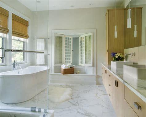 calacatta porcelain tile bath houzz