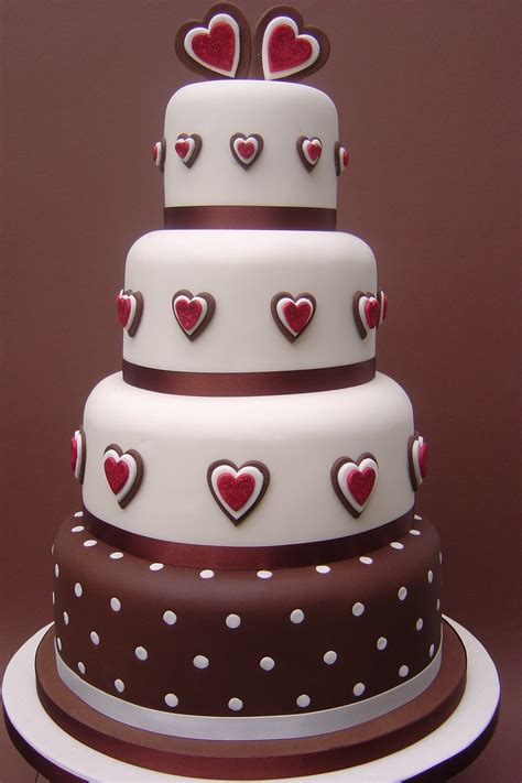 Photo Cake Designs by Wedding Cake Ideas Collection