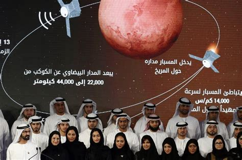 uae mars uae space program global magazine for a global generation