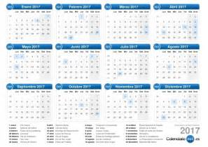 calendario 2016 con semanas numeradas calendar printable