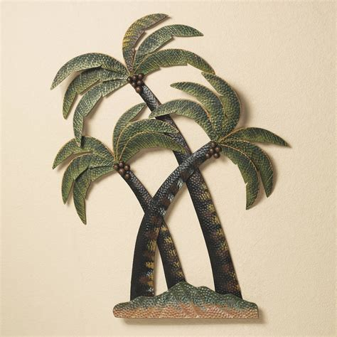 wall painting trees2018 2018 best of palm tree metal wall