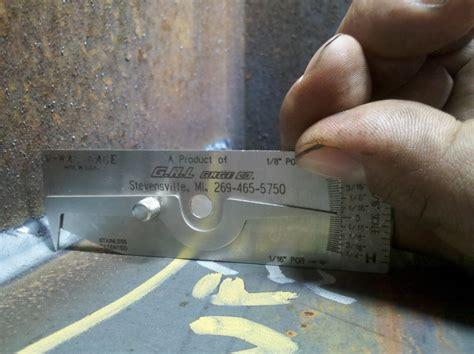 Welding Inspection qc mobile certified welding inspection