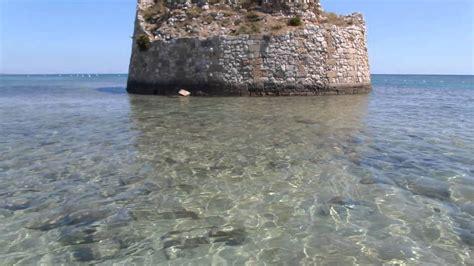 le mare torre pali la spiaggia e il mare di torre pali nel basso salento