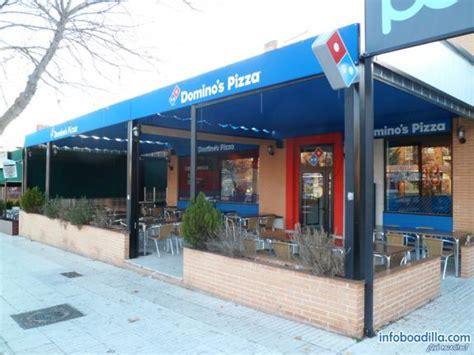 domino pizza villa melati mas comida r 225 pida boadilla del monte infoboadilla com