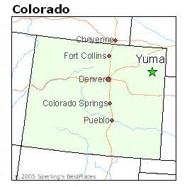 best places to live in yuma colorado