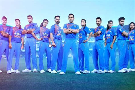 team india icc t20 world cup indian cricket team new jersey unveiled