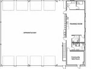 volunteer fire department station design volunteer fire similiar fire department floor plans designs keywords