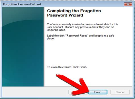 reset password windows 7 reset disk how to create a windows 7 password reset disk 12 steps