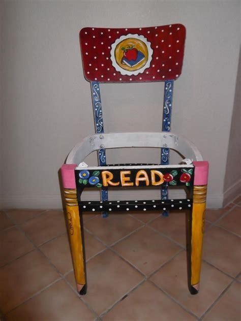 classroom sofa best 25 painted teacher chair ideas on pinterest