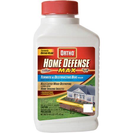 bug video max ortho home defense max termite destructive bug killer