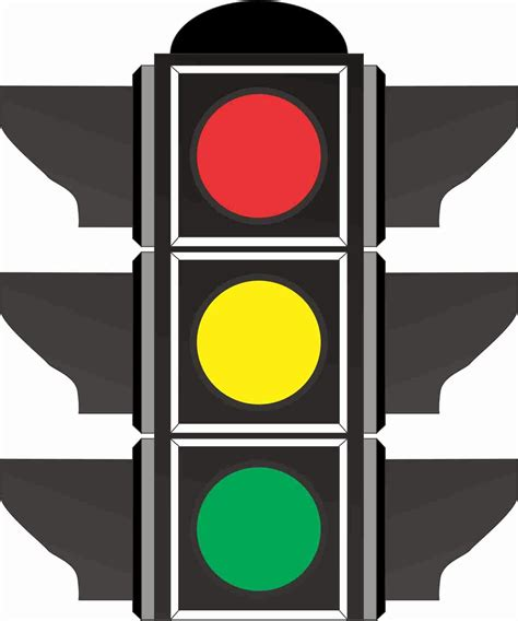 Traffic Light Drawing coreldraw tutorial new simple how to draw traffic light