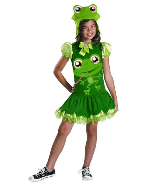 7 Adorable Costumes For by Frog Costume