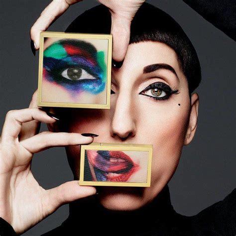 los ojos o 237 dos nariz boca collection arte vectorial de rossy de palma estrena su propia l 237 nea de maquillaje con