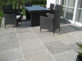 Patio Lights In Slabs 600 Msp 19 50 M2 Light Grey 22 Mm Calibrated Sandstone