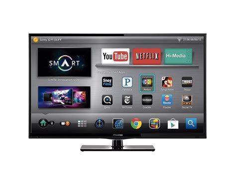 Tv Hisense smart tv hisense 40h5 40 led hd 1080p 60hz wi fi