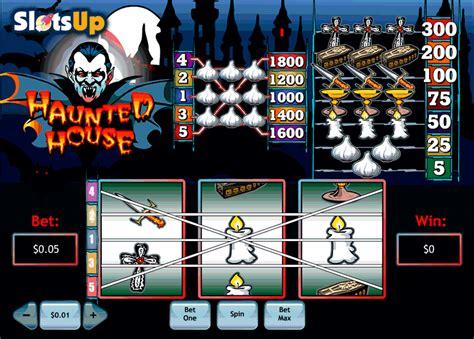 haunted house slot machine  playtech casino slots
