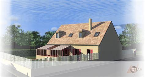 costruire veranda permis de construire terrasse v 233 randa permis de