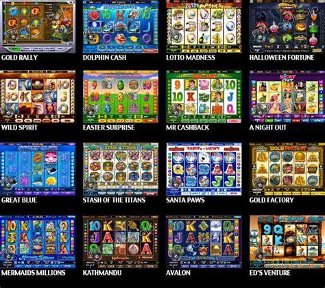 beragam permainan slot mesin  agen slot
