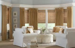 Curtains On Windows With Blinds Curtain And Drapes Window Drapes Blackout Drapes
