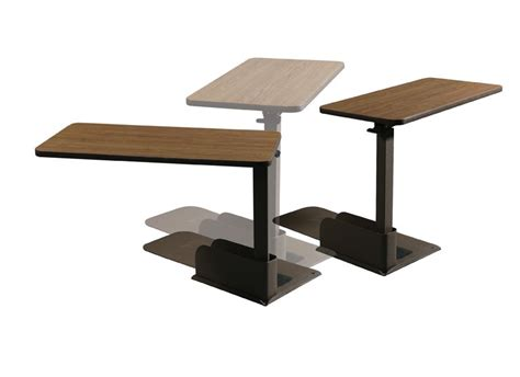 Armchair Laptop Table by Table For Lift Chairs Adjustable Height Pivot Table