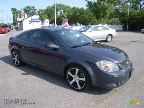 Slate Ls by 2009 Chevrolet Cobalt Ls Coupe In Slate Metallic Photo 8