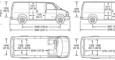 chevrolet express dimensions superb cargo interior dimensions 3 chevy express